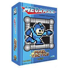 Pixel Tactics: Mega Man - Mega Man