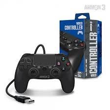 Armor 3 PS4/PC/Mac Wired Controller