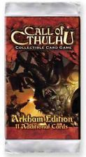 Call of Cthulhu Arkham Edition Booster Pack (In Store Sales Only)