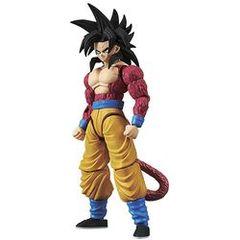 Dragon Ball GT: Super Saiyan 4 Son Gokou Model Kit