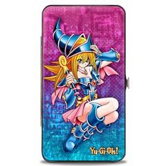 Dark Magician Girl: Hinged Wallet - Halftone