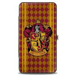 Harry Potter: Hinged Wallet - Gryffindor