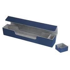 Flip 'n' Tray Mat Case - Blue (Ultimate Guard)