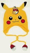 Pokemon: Pikachu Knit Beanie with Pokeball