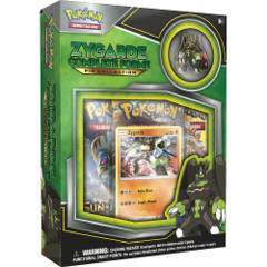 Complete Form Pin Collection: Zygarde
