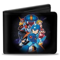 Mega Man: Bi-Fold Wallet - Mega Man Group
