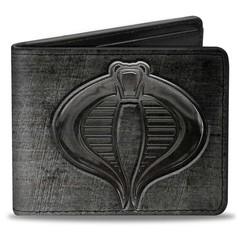 GI Joe: Bi-Fold Wallet - Cobra