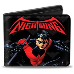 Nightwing: Bi-Fold Wallet