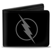 Batman: Bi-Fold Wallet - Multi Logo