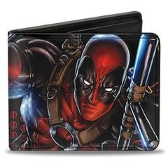 Deadpool: Bi-Fold Wallet