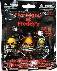 Five Nights at Freddy's: Series 2 Backpack Hangers