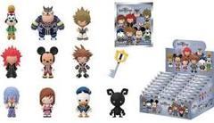 Kingdom Hearts: 3D Foam Key Ring - Blind Bag