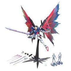 Master Grade: Gundam Seed - ZGMF-X42S Destiny Gundam - Extreme Blast Mode