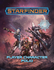 Starfinder: Player Character Folio