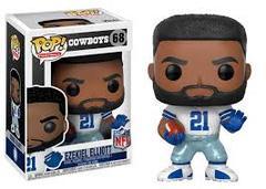 #68 - Ezekiel Elliot Dallas Cowboys (NFL)