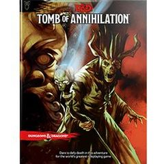 5th Edition: Tomb of Annihilation