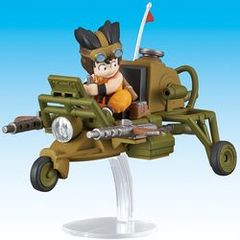 Dragon Ball: Mecha Collection - Son Goku's Jet Buggy