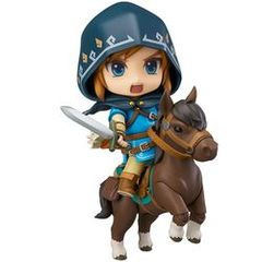 Nendroid: Breath of the Wild - Link (DX Edition)