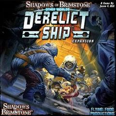 Shadows of Brimstone: Other Worlds - Derelict Ship Expansion