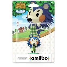 Amiibo: Animal Crossing - Mabel