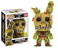 #110 Sprigtrap (Five Nights at Freddy's - GSE GID)