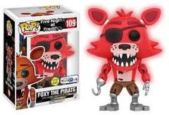 #109 Foxy the Priate (Five Nights at Freddy's Toys R Us Excl GID)