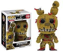 #110 Springtrap (Five Nights at Freddy's GSE)