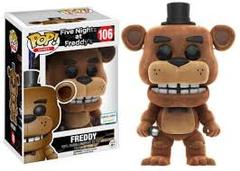 #106 Freddy Flocked (Five Nights at Freddy's Barnes & Noble Excl)