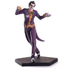Batman Arkham Night: The Joker - 1/10th Scale Polystone Statue