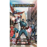 Legendary: Captain America 75th Anniversary (Upper Deck)