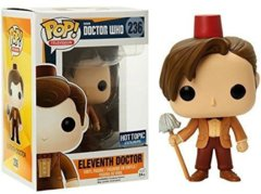 #236 - Eleventh Doctor (Doctor Who) Hot Topic Exclusive