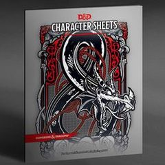 Dungeons & Dragons: Character Sheets