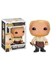 #40 Jorah Mormont (Game of Thrones)