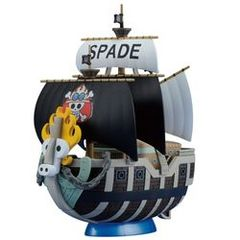 One Piece - Spade Pirates' Ship