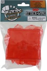 D&D Attack Wing Red Base & Peg Pack