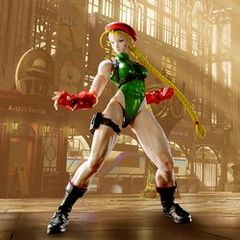 S.H. Figuarts: Street Fighter - Cammy