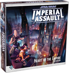 Star Wars: Imperial Asault -  Heart of the Empire Campaign Expansion