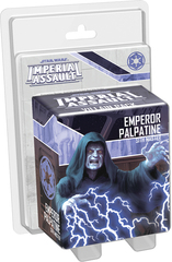Star Wars: Imperial Assault - Emperor Palpantine Villan Pack (In Store Sales Only)