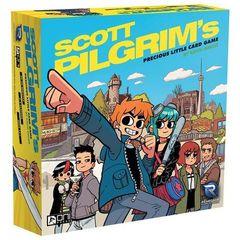 Scott Pilgrim's - Precious Little Card Game