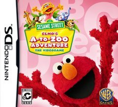 Sesame Street: Elmo's A to Z Zoo Adventure