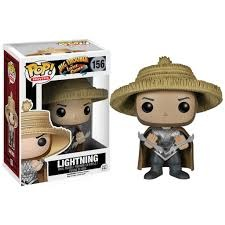 #156 Lightning (Big Trouble in Little China)