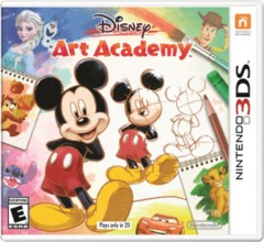 Art Academy, Disney