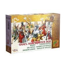 Shael Han Starter Box (Wrath of Kings)