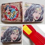Wonder Woman Bifold Wallet