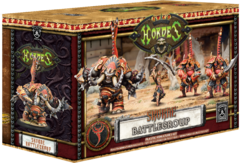 Skorne: Battlegroup (Hordes) - MK III