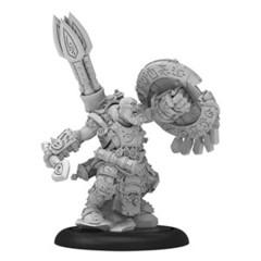 TrollBloods: Madrak, Great Chieftan Trollkin Warlock