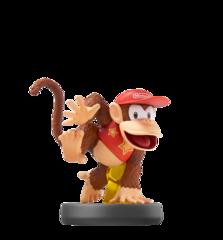 Diddy Kong - Super Smash Bros. - Amiibo (Nintendo)