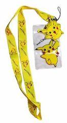 Pikachu I.D. Holder Lanyard (Pokemon)