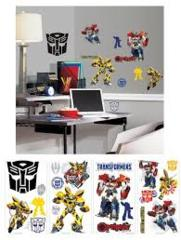 Wall Decals Transformers (Peel&Stick)