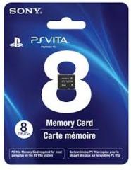 Acc: Memory Card 8Gb Ps Vita Playstation